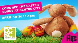 The Easter Bunny is Coming to Centre City!