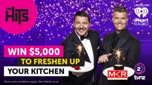 Watch & Win With The Hits & My Kitchen Rules Australia Season 10!