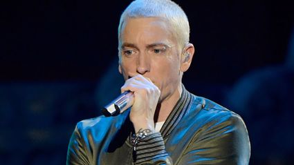 One of Eminem's iconic words has just been officially added to the dictionary ...