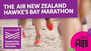 Air New Zealand Hawke's Bay Marathon 2019!