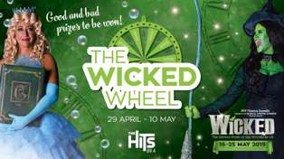 WIN with the WICKED WHEEL
