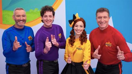 This is the heartbreaking origin behind The Wiggles signature 'Wiggles fingers' move