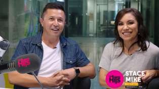 Get to know Stace and Mike - The Hits brand new drive show!