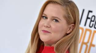 Amy Schumer has given birth to her first baby and the photo she's shared is so sweet