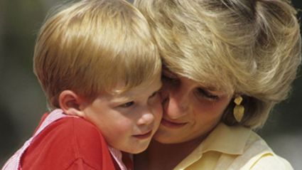 Prince Harry opens up about missing his mother after welcoming his son Archie