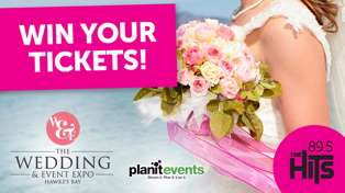 Win tickets to The Wedding & Event Expo