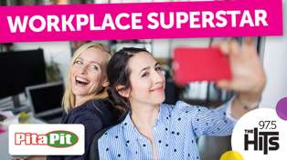 Win with the Pita Pit Workplace Superstar