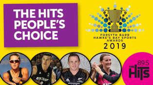 Forsyth Barr Hawke's Bay Sports Awards