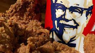 Scammer who managed to get FREE KFC for a year goes viral after getting arrested