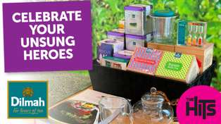 Nominate Your Unsung Hero to Win all Thanks to Dilmah!