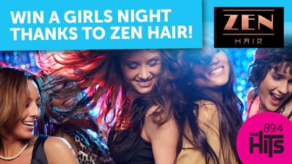WIN: A ladies night out from Zen Hair