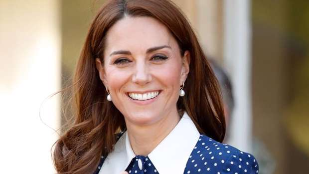 abceca512201 Kate Middleton channels Princess Diana with stunningly chic outfit