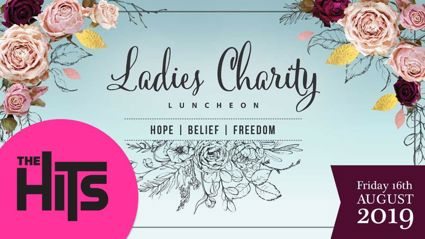 WIN a double pass to the 2019 Ladies Charity Luncheon!