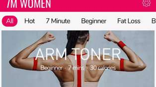 Try it Out Tuesday - 7 minute workouts for women