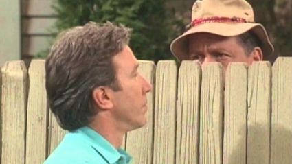 This is what Wilson from Home Improvement actually looked like!