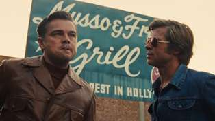 Leonardo DiCaprio, Brad Pitt get 7-MINUTE standing ovation new Quentin Tarantino film 'Once Upon a Time In ... Hollywood'
