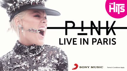 The Hits could be sending you to see P!NK live in Paris!