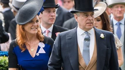Sarah Ferguson sparks rumours of a remarriage to former husband Prince Andrew