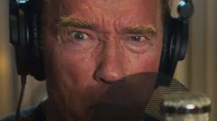 Arnold Schwarzenegger just released a rap song and it's the most cringe thing you will see today