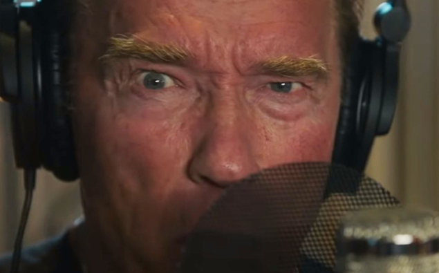Arnold Schwarzenegger Just Released A Rap Song And It S The