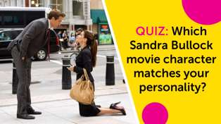 QUIZ: Which Sandra Bullock movie character matches your personality?