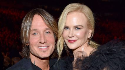 Nicole Kidman and Keith Urban sing 'Your Song' to celebrate the 18th anniversary of Moulin Rouge!
