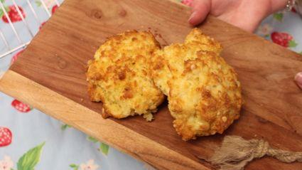 CENTRAL REGIONS: The Central Regions Cheese Scone-a-thon!