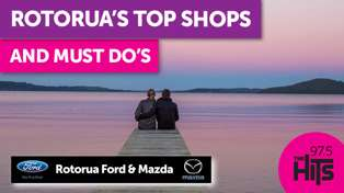 Vote Now - Rotorua's Favourite Activity