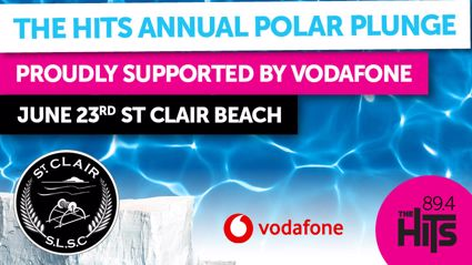 The Hits Polar Plunge supported by Vodafone