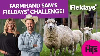 The Hits is proud to support Fieldays 2019!