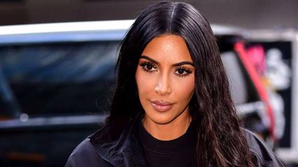 Kim Kardashian has unveiled first photo of her newborn son Psalm and he is SO CUTE!
