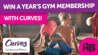 Win a Year's Gym Membership at Curves New Plymouth!
