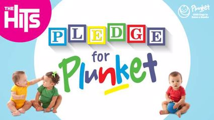 Pledge for Plunket Blue Day