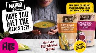 The Hits & Naked Locals Soups!