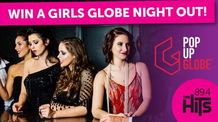 WIN: Pop Up Globe Night out!