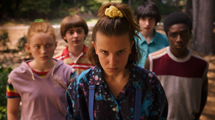 The full trailer for Netflix's 'Stranger Things 3' just dropped and it looks SO CREEPY!