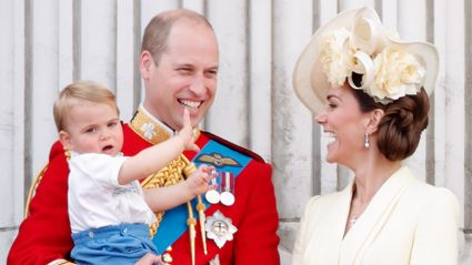 It turns out Prince William got the SWEETEST birthday present from Kate Middleton and their kids