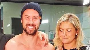 Sam Wallace reveals his hilarious spray tan nightmare ahead of Celebrity Treasure Island
