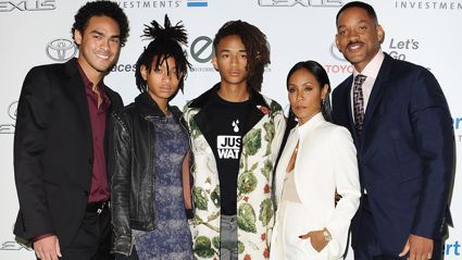 One of Will Smith's children has revealed that they want to be in a 'throuple'