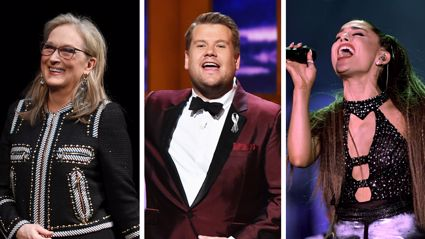 James Corden set to star in new Netflix musical with Meryl Streep and Ariana Grande