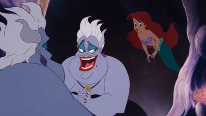 Melissa McCarthy could play Ursula in live-action 'The Little Mermaid' and we are so excited