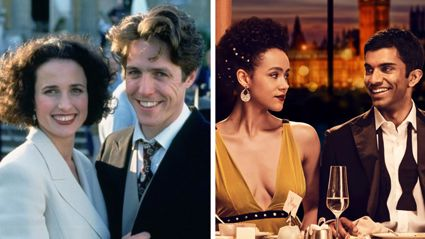 First trailer for 'Four Weddings and a Funeral' TV remake just dropped and it looks so good!