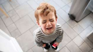 Study finds that tantrums might actually be a sign of future success