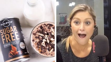 Kiwi creator of viral 99 per cent sugar free hot chocolate that sold out in Aussie chats to Toni Street