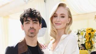 Sophie Turner unveils her stunning wedding dress after tying the knot with Joe Jonas in France