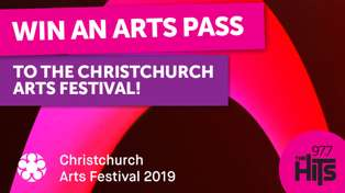 Win an Arts Pass to The Christchurch Arts Festival
