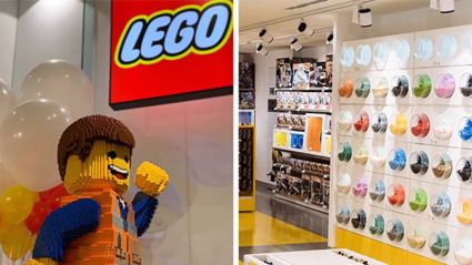 It's official! New Zealand's very first Lego store is coming this year