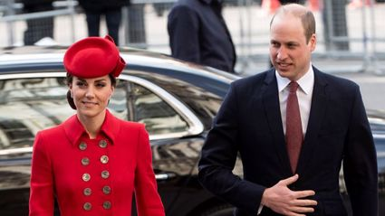 Looking for a new job? Well, Prince William and Kate Middleton are hiring