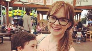 Mum sparks heated debate after breastfeeding four-year-old son in public