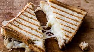 Apparently we have all been making cheese toasties wrong!